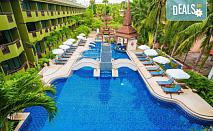 Екзотика и лукс! Почивка на остров Пукет, Тайланд, през октомври! 7 нощувки със закуски в хотел Phuket Island View 4*, билет с летищни такси, трансфери и водач