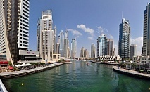 ЕСЕН 2021! Почивка в Дубай от септември до декември! Самолетен билет от София с Wizz Air + 4 нощувки на човек със закуски в хотел 3* или 4* + 4 вечери + 3 екскурзии