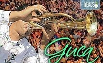 Фестивал на духовата музика в Гуча, Сърбия, през август! 2 нощувки със закуски, транспорт и посещение на концертите на Мирослав Илич и Северина Вуцкович!
