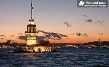 Фестивалa на лалето с възможност за посещение на Watergarden Istanbul (4 дни/2 нощувки) за 109 лв.