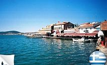 Гърция, о. Лесбос, Аphrodite hotel 3*: 7 нощувки, закуски, вечери, от 545лв/човек