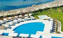 За Гергьовден в Александруполи! GRECOTEL ASTIR EGNATIA 5* - ЕДНА нощувка за ДВАМА със закуска и вечеря, чадър и шезлонги на плажа и край басейна, тематични вечри и безплатен паркинг  / 04 Май до 07 Май 2018 г.