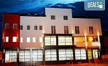 За Гергьовден в Hotel Crystal Ice 3*, Ниш, Сърбия! 2 нощувки със закуски и 1 вечеря, транспорт, посещение на Темски и Суковски манастир
