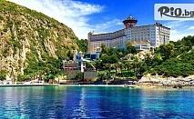 Гергьовден в Кушадасъ! 7 нощувки на база Ultra All Inclusive в LADONIA HOTELS ADAKULE 5* + собствен плаж, аквапарк и транспорт, от Далла Турс