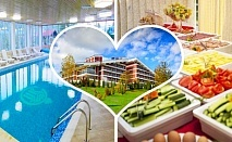 Гергьовден във Вонеща вода. 2 или 3 нощувки със закуски и вечери, обяд по желание + празничен куверт, басейн и СПА в хотел Релакс КООП