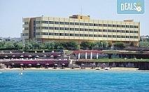 Гореща лятна почивка в Hotel Babaylon 4*, Чешме, Турция! 7 нощувки на база All Inclusive, транспорт и водач от Травел мания