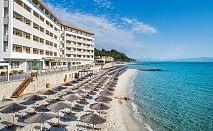 Hotel AMMON ZEUS, Халкидики с красиви гледки,  разположен на чистия и пясъчен плаж на Калитеа /10.07.2021 г. - 23.07.2021 г./