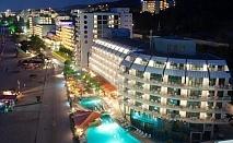 Ол Инклузив почивка през юни или септември в хотел  Берлин Голдън Бийч, Златни пясъци - ЕДНА нощувка, външен басейн, чадър и шезлонг / 12.06.2021 г. - 19.06.2021 г. или 07.09.2021 г. - 19.09.2021 г./