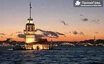 Истанбул - Фестивал на лалето + посещени на посещение на Watergarden Istanbul (4 дни/2 нощувки) с Еко Тур за 135 лв.