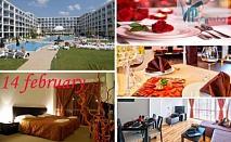 Изненадайте любимия човек  с неустоимо предложение за Празника на виното и любовта в Atlantis Resort & SPA, Сарафово