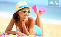 Изпратете лятото с почивка в Испания, Малграт де Мар! Самолетен билет, 7 нощувки със закуски и вечери в хотел 3*, летищни такси и трансфери!