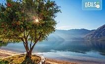 Изживейте една Адриатическа приказка с България Травел, през есента! 5 дни, 4 нощувки със закуски и вечери в хотел 3* на Черногорската ривиера, транспорт и водач
