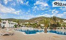Късно лято в Бодрум! 7 нощувки на база Ultra All Inclusive в хотел LABRANDA TMT BODRUM RESORT 5* + басейни, шезлонг, чадър и СПА, от Караджъ Турс