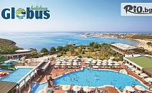 Късно лято в Дидим! 5 или 7 нощувки на база All Inclusive в Didim Beach Resort Aqua and Elegance Thalasso 5* + безплатно за дете до 13 г, от Глобус Холидейс