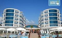Късно лято в Кушадасъ, Турция, с Глобус Холидейс! 5 или 7 нощувки на база All Inclusive в хотел Notion Kesre Beach Hotel 4+*, възможност за транспорт