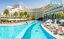 Късно лято в Sealight Resort 5*, Кушадасъ, с BELPREGO Travel ! 7 нощувки на база Ultra All Inclusive, възможност за транспорт