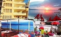 Късно лято в Созопол! Нощувка на човек със закуска или закуска и вечеря в Къща за гости Орион