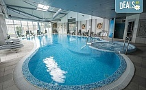 Коледа в Diplomat Plaza Hotel & Resort 4* в Луковит! 2 или 3 нощувки със закуски, празнични вечери, топъл басейн със сребърно - йонна филтрация и детска зона, сауна, парна баня, безплатно за дете до 3.99 г.