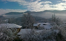 Коледа край Априлци! 3 нощувки за до 5 човека + трапезария с камина в къща Holiday Home Elena - село Дебнево