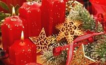 Коледа в Сапарева баня! 3 нощувки на човек със закуски и вечери в къща за гости Джули