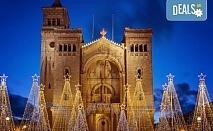 Коледен шопинг в Малта! 3 нощувки със закуски в Hotel Plaza 3*, самолетен билет и водач от ПТМ Интернешънъл!