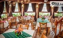 Коледни празници в Копривщица! 3 нощувки със закуски и вечери + басейн, джакузи, сауна и парна баня, от Комплекс Галерия