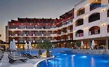 В края на лятото на Ultra All Inclusive в Слънчев бряг - хотел Нобел, с чадър и шезлонг на плажа и външен басейн /13.09.2021 г. - 30.09.2021 г./