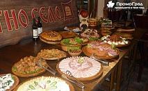 На купон в Македония, Етно село Тимчевски (с безлимитен алкохол и безалкохолни напитки) за 49 лв.