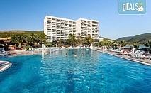 Last minute! Изпратете лятото с луксозна почивка в Tusan Beach Resort 5*, Кушадасъ - 7 нощувки на база All Inclusive и възможност за транспорт!