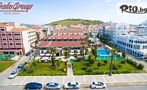 Last Minute почивка в Айвалък, Турция! 5 нощувки на база All Inclusive в Хотел BUYUK BERK 4*, със собствен транспорт, от Теско груп