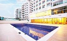 LAST MINUTE - 4-звездно лято в Дуръс, Албания! Транспорт + 7 нощувки на база All Inclusive, басейн, частен плаж + чадър и шезлонг на плажа от хотел Horizont