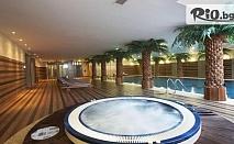 Луксозна почивка в Боровец през Март и Април! Нощувка със закуска и вечеря + СПА център с басейн, от SPA Комплекс Боровец Хилс 5*
