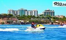 Луксозна почивка в Дидим през Април и Май! 7 нощувки на база All Inclusive + СПА в Хотел Didim Beach Resort andSpa, от Arkain Tour