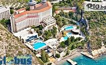 Луксозна почивка в Кушадасъ! 5 нощувки на база Ultra All Inclusive в Ladonia Hotels Adakule, от Глобус Холидейс