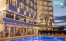 Лятна почивка в Чанаккале, Турция, в хотел Hampton by Hilton 4*! 4, 5 или 7 нощувки със закуски и вечери, настаняване от април до октомври, собствен транспорт!