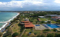 Лятна почивка в Гърция: 5 или 7 нощувки със закуска и вечеря в Pavlina Beach Hotel 4* за 298 лв.