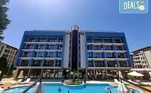 Лятна почивка в Хотел Пауталия 3*, Слънчев Бряг! Нощувка на база All Inclusive, ползване на външен басейн с шезлонг и чадър, безплатно за дете до 5.99 г.
