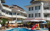 Лятна почивка в Лозенец ! Нощувка със закуска или закуска и вечеря + ползване на външен басейн от хотел