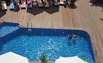 Лятна почивка в Несебър на 100 метра от плажа - хотел Кантилена *** ! Нощувка със закуска и вечеря + открит басейн с чадър и шезлонг на неустоими цени!!!