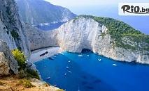 Лятна почивка на остров Закинтос! 7 нощувки на база All Inclusive в Хотел Karras 4* + самолетен билет и летищни такси, от Солвекс