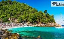 Лятна почивка на о.Тасос, Гърция! 5 нощувки със закуски в Хотел Lena, Лименас + транспорт и водач, от Комфорт Травел