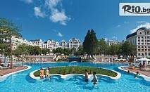 Лятна почивка на първа линия в Слънчев бряг! Нощувка на база All Inclusive + 5 открити басейна, от Hotel Riu Helios Paradise