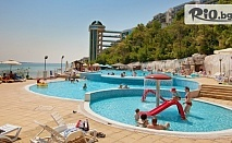 Лятна почивка в Свети Влас! All Inclusive нощувка + басейн, шезлонг и чадър, от Ваканционен Клуб Парадайз Бийч