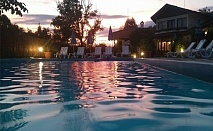 Лято в Априлци! Нощувка на човек със закуска, обяд* и вечеря* + басейн в хотел Балкан Парадайс