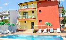 Лято в Кранево! Нощувка със закуска на човек + 2 басейна и релакс пакет от хотел Жаки