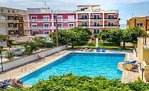Лято 2019 на първа линия в Лименария, Тасос! Нощувка на човек със закуска и вечеря + басейн в комплекс Thalassies***