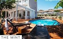Лято 2019 в Свети Влас на 2 минути от плажа! Нощувка на човек в хотел Минт