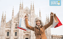 Магия преди Коледа в Италия и Хърватия! 4 нощувки със закуски, транспорт, водач, посещение на Загреб, Венеция, Милано, Пиза, Падуа и Флоренция