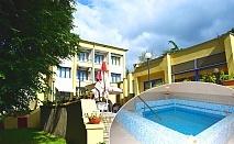 Май в Балнео-хотел Свети Мина, Бургаски минерални бани! 3 или 5 нощувки на човек със закуски, обеди и вечери + балнео процедури или минерален басейн и СПА пакет