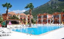 Майски празници във Фетие с полет от София - 5 нощувки на база All inclusive в хотел Akdeniz Beach 3* за 538 лв.